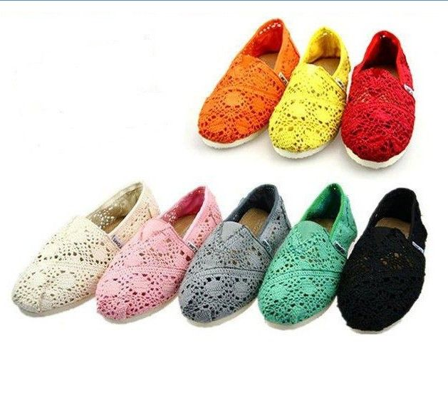 Discount Toms Wedges Womens Colorful Flower Fashion