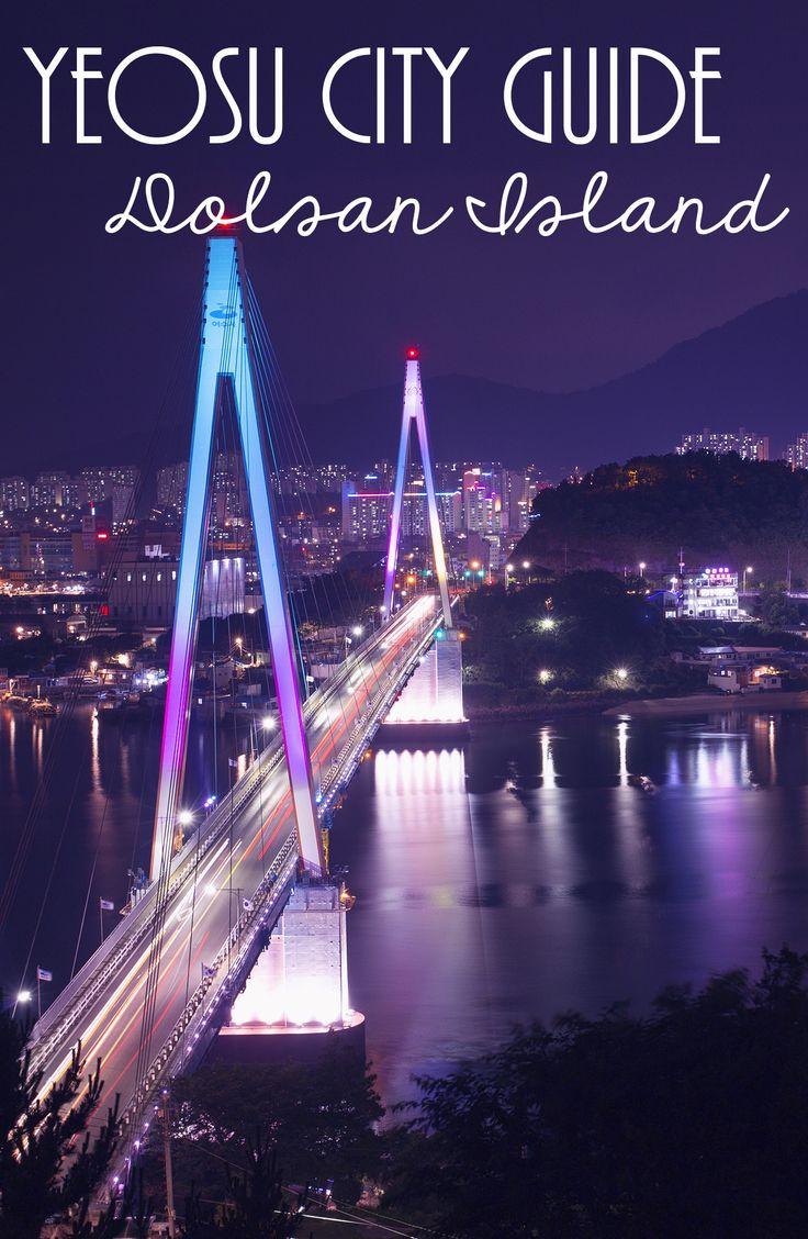 Yeosu Dolsan Island // GUIDE