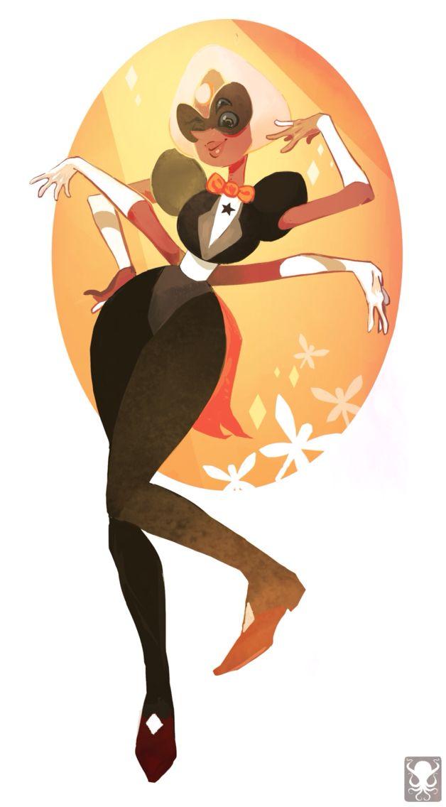 Sardonyx   Steven Universe Pearl x Garnet
