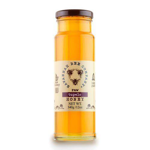 Savannah Bee Company Tupelo Honey (12 Ounce Tower Jar) - http://flowersnhoney.com/savannah-bee-company-tupelo-honey-12-ounce-tower-jar/