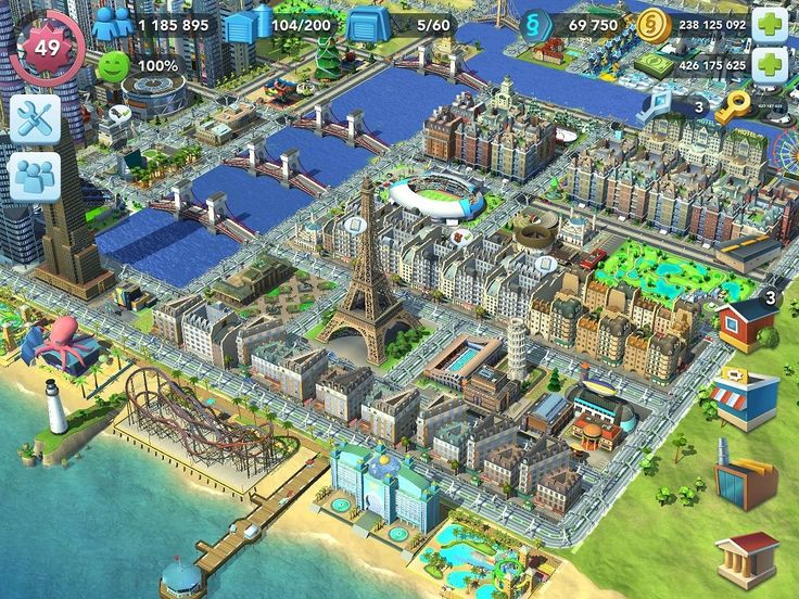 Online Generators Video Games Simcity buildit, Simcity