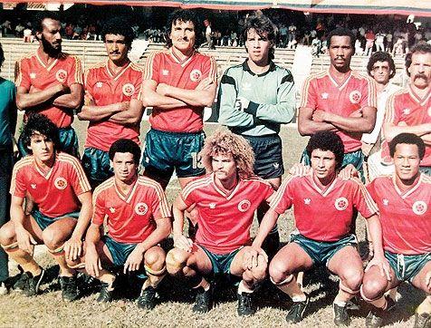 camiseta seleccion colombia 1985 - Buscar con Google