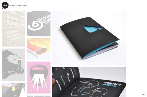 70 Grid-Based Portfolio Web Designs