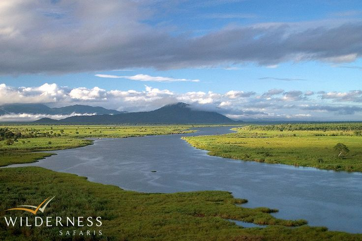Superb river cruises take in the languid Shire River, where guests may get close to hippo pods, bathing elephant, crocodile and a host of colourful birdlife. #Malawi #Africa #safari
