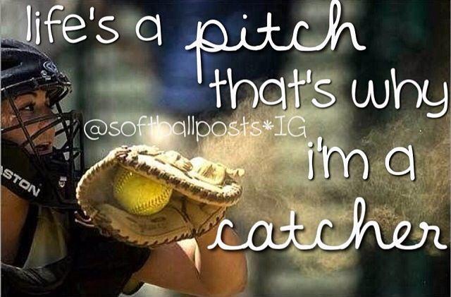 Love being a catcher