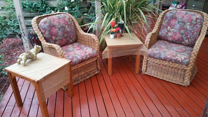 Australian Summer Deck