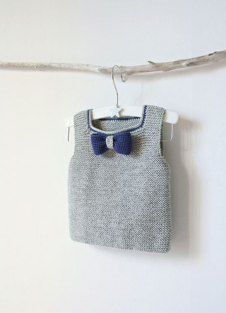 Pilli Pilli says this was her first knitted garment. It's gorgeous. And def doesn't look like a beginner's work.