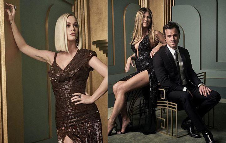 Τα φετινά πορτρέτα των stars στο party του Vanity Fair για τα Όσκαρ
