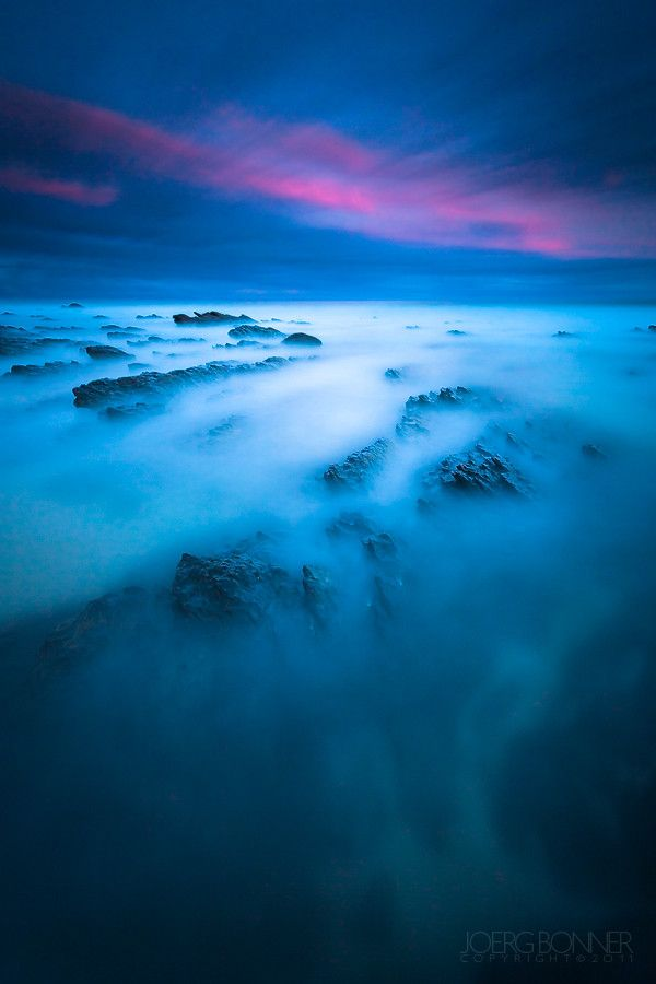 Timeless Blue by Joerg Bonner - Indian Ocean  #Beautiful #Places #Photography