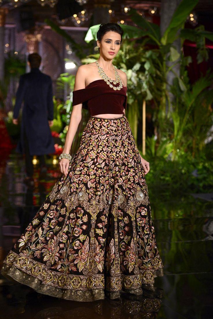 Manish Malhotra Bridal Collection 2014 - India couture week 2016 manish malhotra icw2016 manishmalhotra thepersianstory deepikapadukone