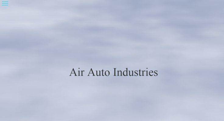 Air Auto Industries http://bit.ly/AirAuto