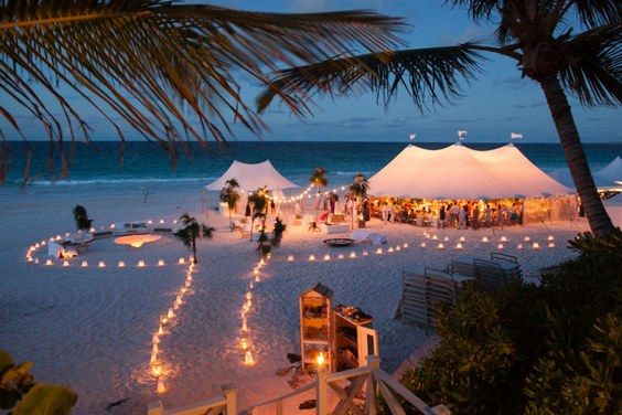 40 Fun and Simple Beach Wedding Ideas for 2019