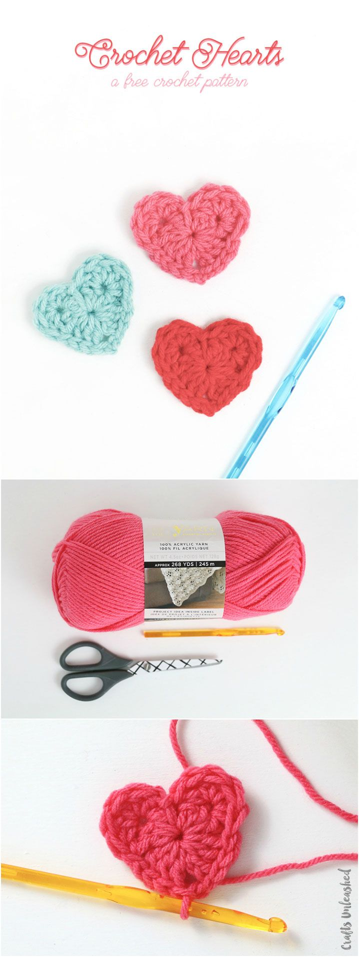 74 best Knit & Crochet images on Pinterest | Crochet free patterns ...