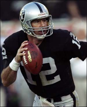 Rich Gannon QB #12 4x Pro-Bowler, 3x All-Pro, 3x AFC PoY, 2x Pro-Bowl MVP, NFL MVP (2002) & 2002 AFC Champion w/ Raiders (1999-2004)