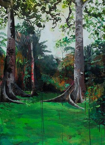 The Rainforest Took Over Again
