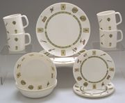 pfaltzgraff naturewood | Pfaltzgraff Naturewood 16-Piece Dinnerware Set- My everyday dinner set...