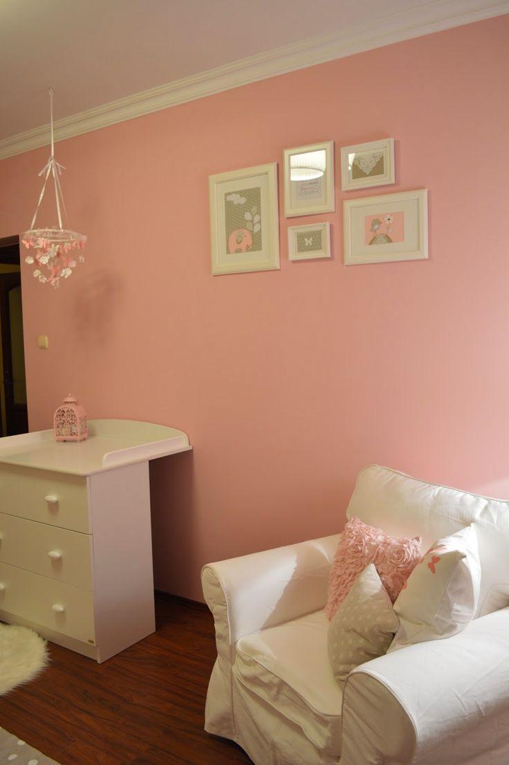 Adorable corner in nursery / Elbűvölős sarok a babaszobában