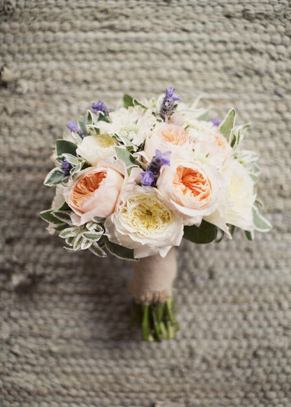 country chic bouquet