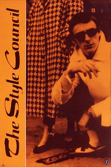 THE STYLE COUNCIL - THE STYLE COUNCIL, 1983.