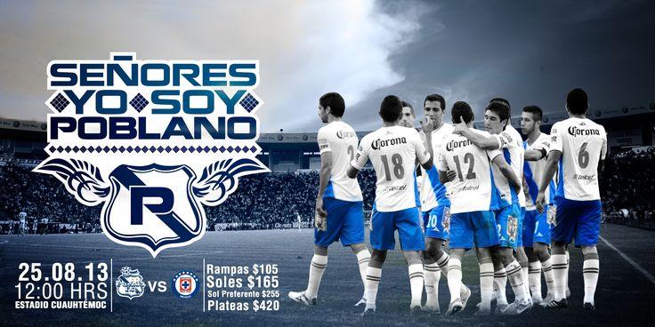 J7 Liga Bancomer MX   Puebla vs Cruz Azul