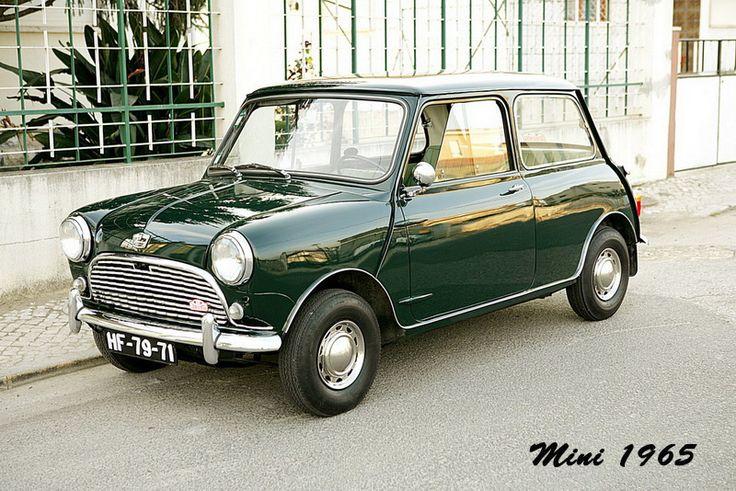 Austin Mini 1965, modelo 850.