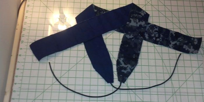 Final DIY DIY Wrist Wraps: A Last Minute Gift Idea