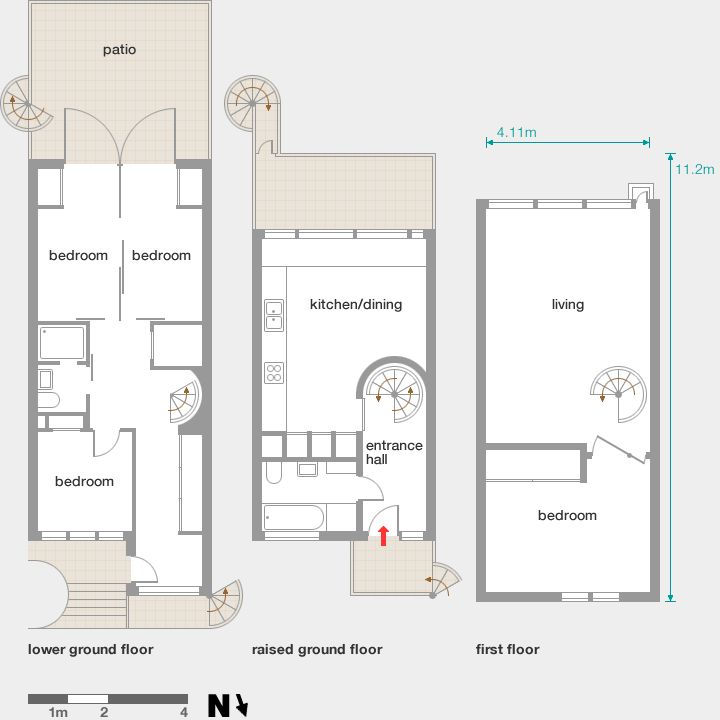 L Shaped Single Storey Homes Interior Design I J C Mobile: 8 Best Granny Flat Inspiration Images On Pinterest
