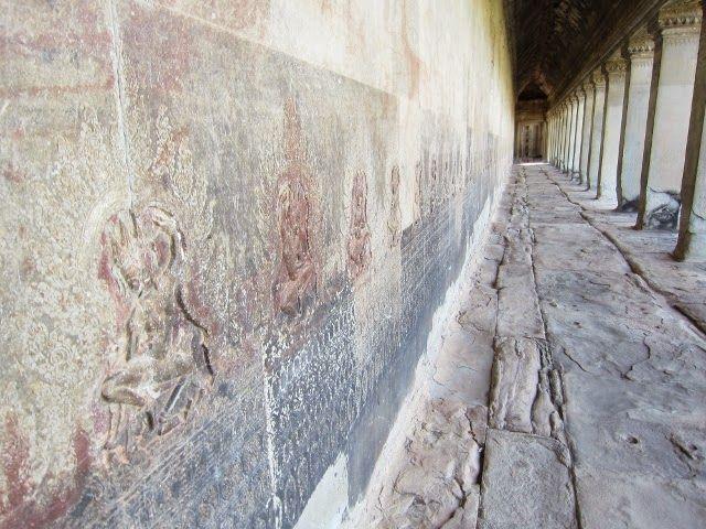On A Techno Beat: Siem Reap Part 6: Inside Angkor Wat