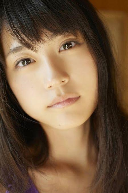 RL. Japanese actress - Kasumi Arimura