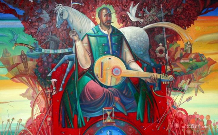 Oleksa - The Kozak / The Wind And The Rain