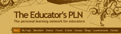 The Personal Learning Network for educators