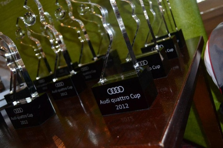 Audi quattro cup 2012 being managed by pluto communications