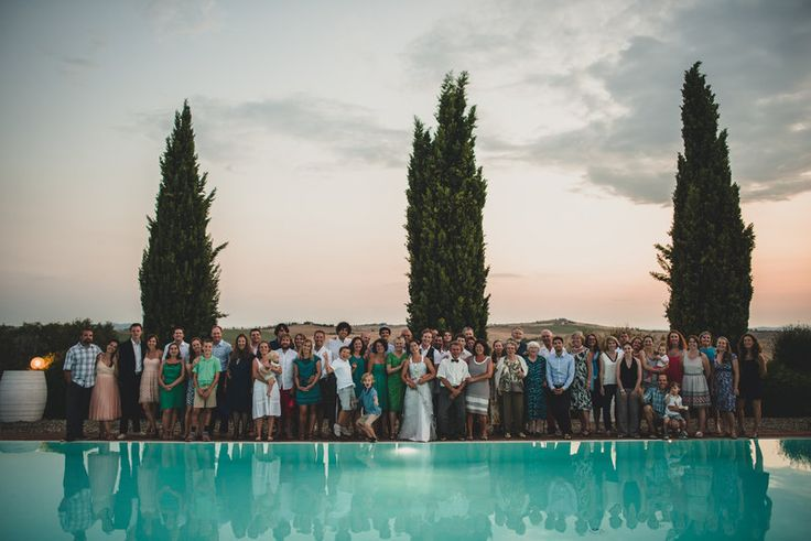 { Clara & Conrad } Wedding in Tuscany Photo By Francesco Spighi | Tuscany Wedding Photographer