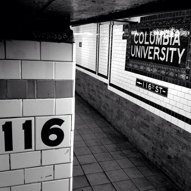 116th Street - Columbia University