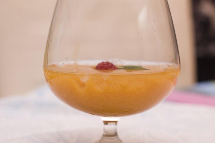 Persimon Cocktail