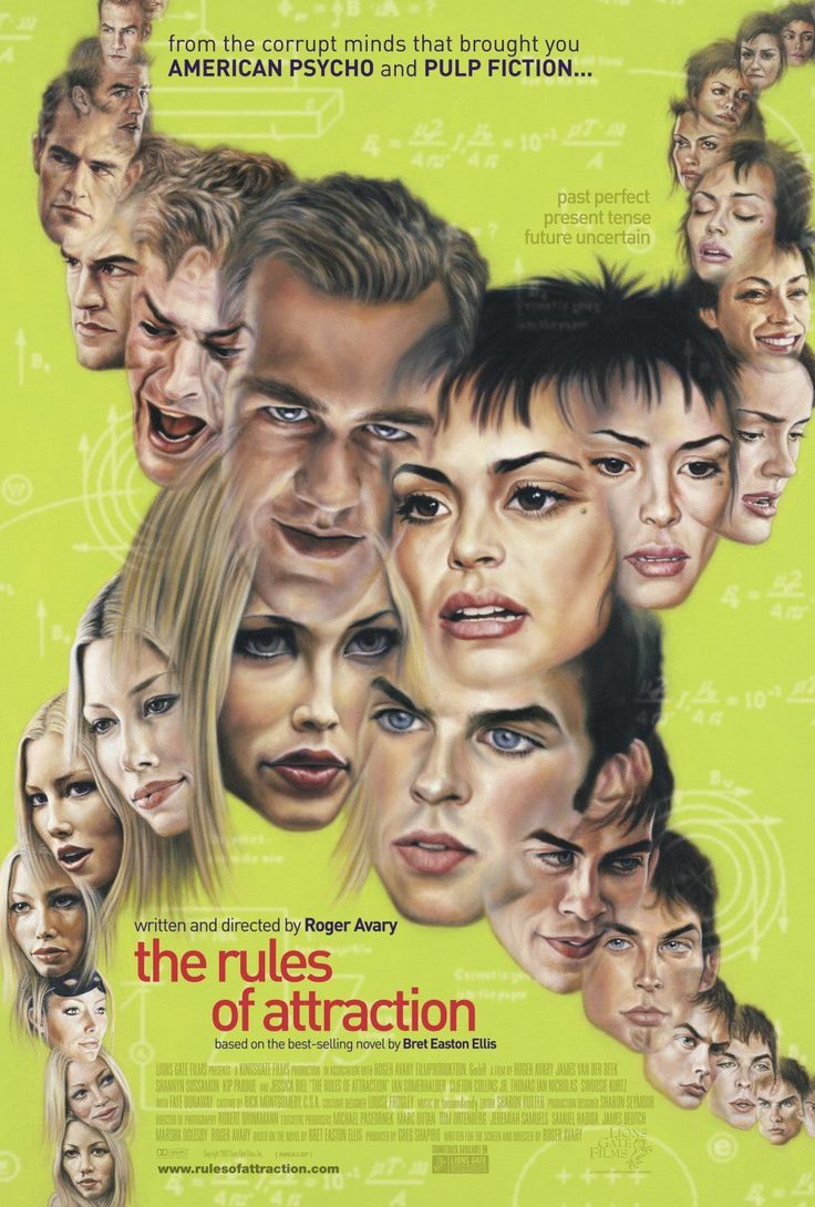 The Rules of Attraction (2002)  HD Wallpaper From Gallsource.com