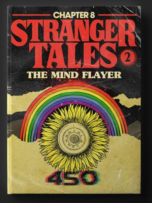 Stranger Things 2 Chapter 8 Poster - Butcher Billy