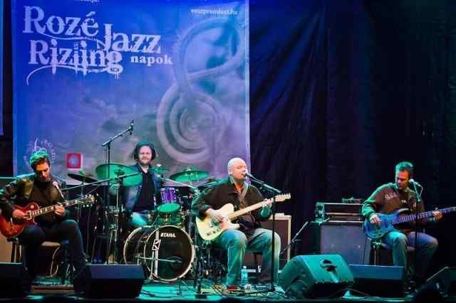 Rozé Rizling & Jazz Napok - 2015