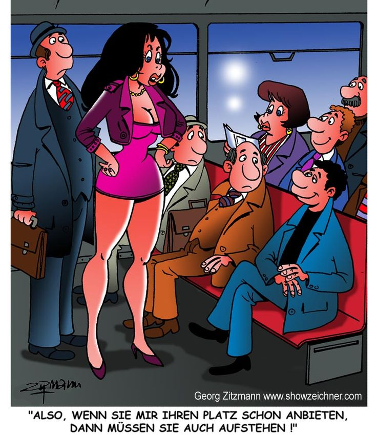 Seksi Karikatür