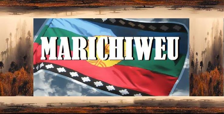 10 x venceremos =Marichiweu