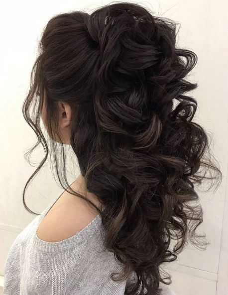 Hairstyle For Wedding 140 Best Wedding Hairstyles Images On Pinterest  Hairstyle Ideas