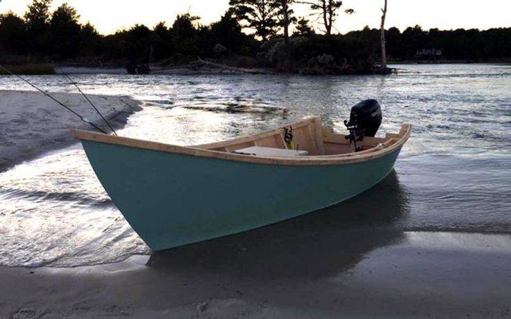 how to build a dory boat free