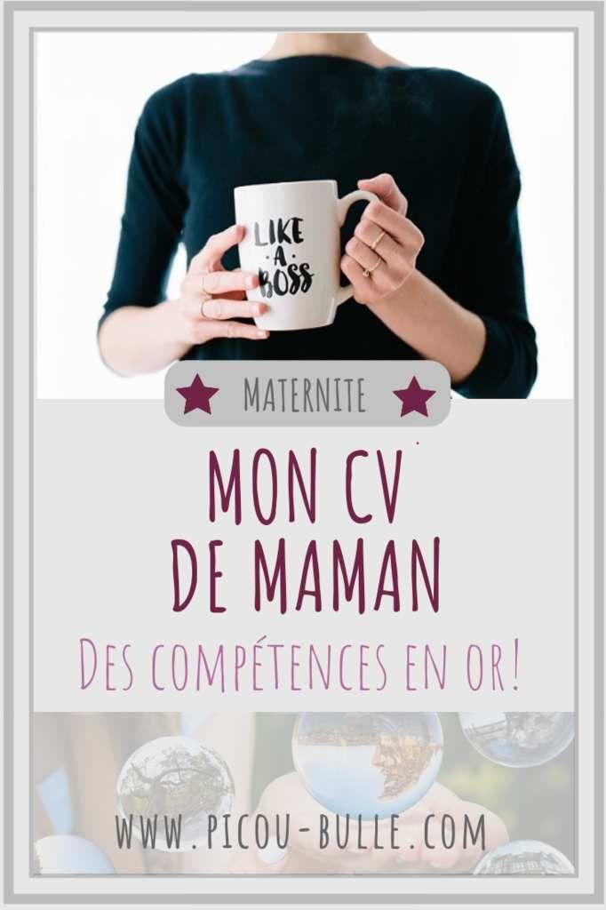 Etre Maman N Est Pas Un Frein Quand On Cherche Du Travail Au Contraire Ca Offre Des Competences En Or Travail Maman Emp Etre Maman Maman Maman Au Foyer