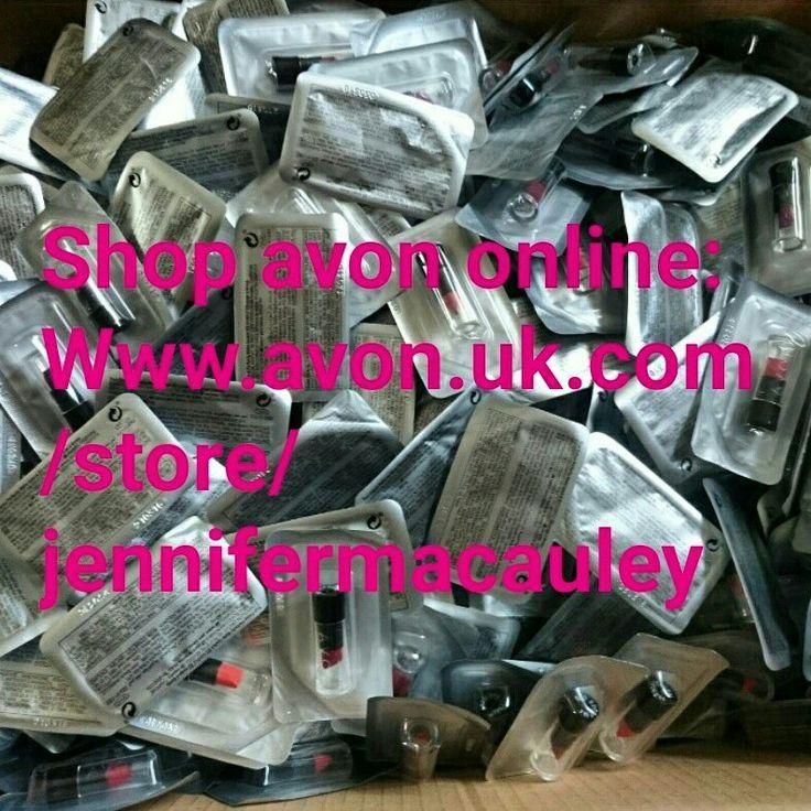 Avon samples