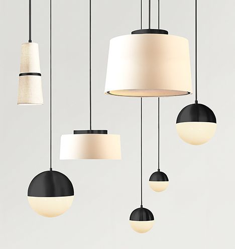 Cedar and Moss Pendant Lighting | Rejuvenation | Ideal lighting idea for kitchens, dining rooms, entryways & living spaces.