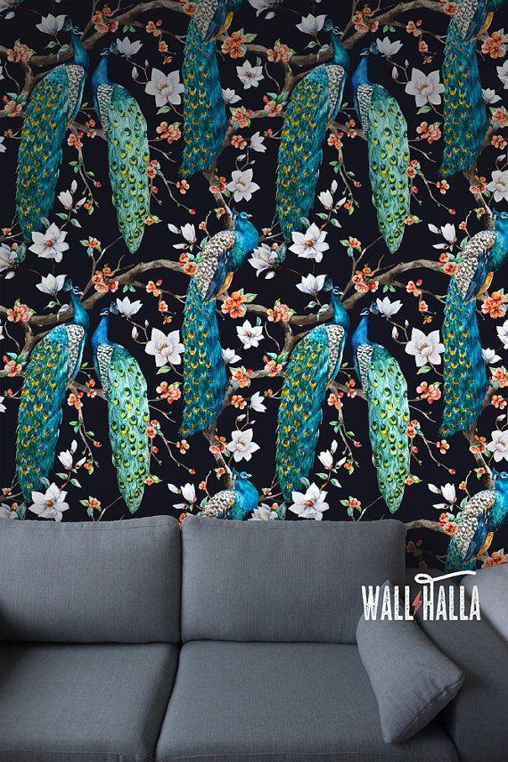 Selbstklebende Tapete Muster : ?ber 1.000 Ideen zu ?Abnehmbaren Wand auf Pinterest Wand-Tattoos