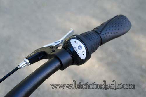 Dahon Ciao 7 Vel. Bicicleta de paseo plegable de Mujer | Bici Ciudad Tienda de Bicicletas Plegables