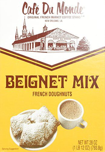 A recipe for New Orleans beignets from The Princess and The Frog - Tiana's Cookbook Recipes for Kids.