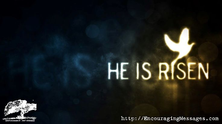 I can so no more.  #Risen #Jesus #easter