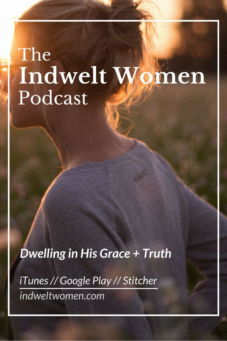 A podcast for Christian women who desire to dwell in Him! This is a podcast for you if you: - want encouragement in your walk with Jesus - want practical wisdom in your marriage and motherhood (#wife life + #mom life) - want encouragement in how God's been unchangeable + faithful New episodes every Mondays and Thursdays. Subscribe today on iTunes, Google Play and Stitcher.